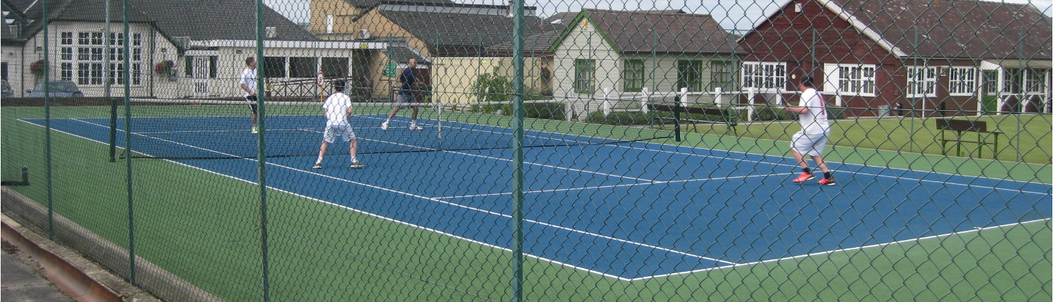 Winter Tennis Opportunities