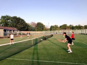 June Tennis Drive & BBQ – Wed 14th June 2017 @ 6:00 pm